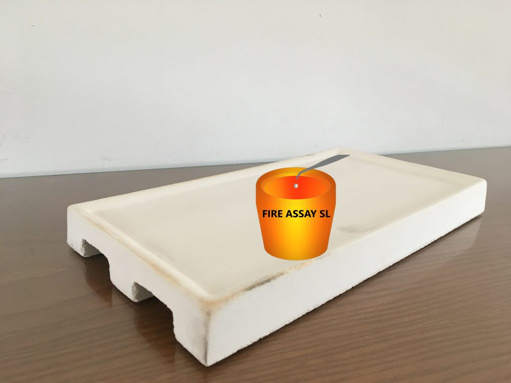 Cupel Trays P53