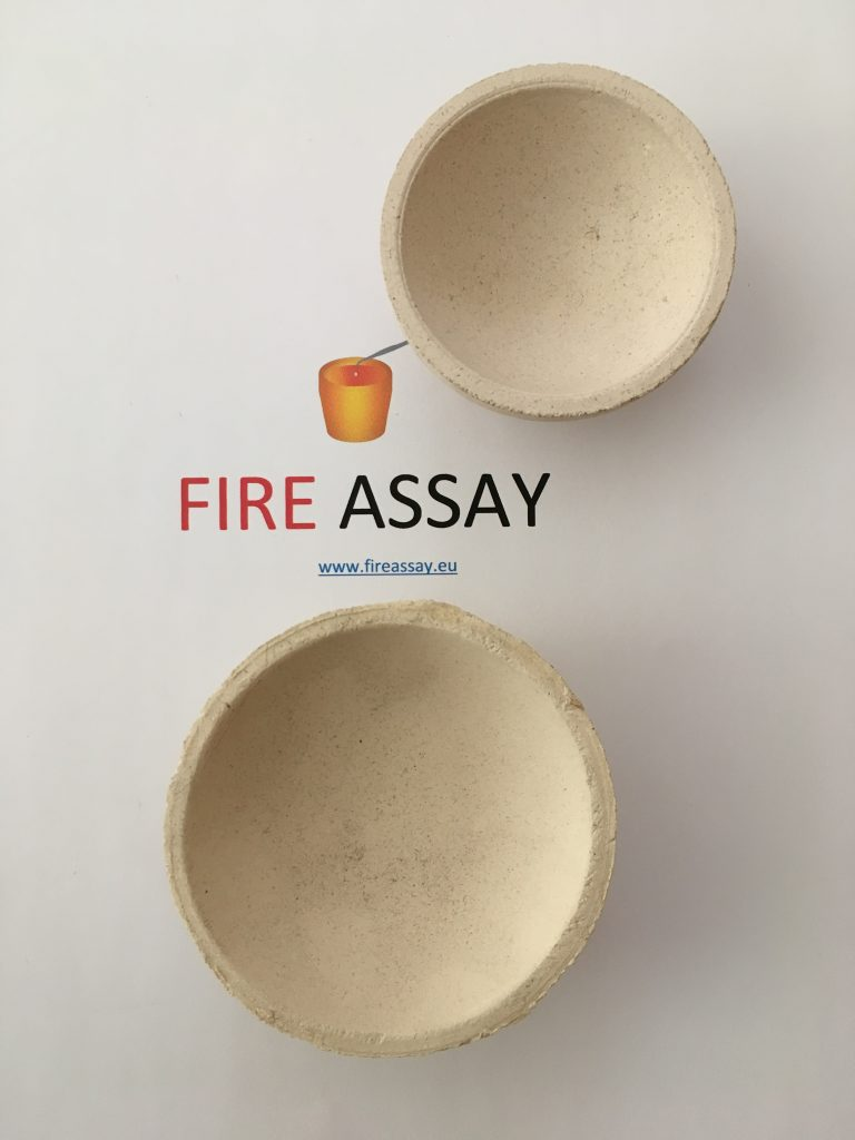 Fire Assay scorifiers