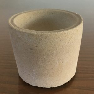 Mabor Magnesia Cupels size 11 – 56,8mm – immediate supply