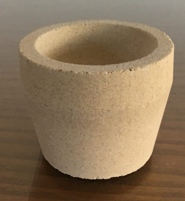 Mabor Magnesia Cupels size 7X – 39,7mm – immediate supply