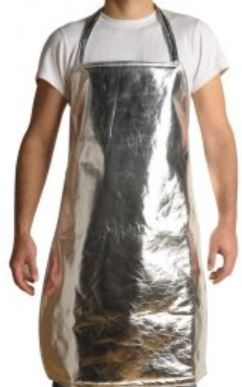 Aluminized Safety Apron