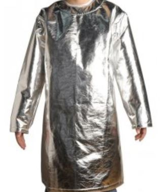 Aluminized Safety Overall