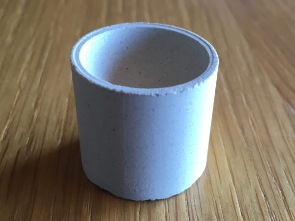 Mabor Magnesia Cupels size PM – 27mm – immediate supply